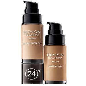 1. Revlon Colorstay Makeup