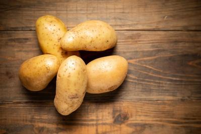 5. Masker kentang