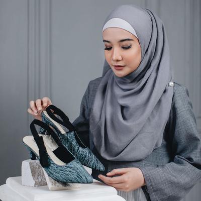 Formal Simple Hijab