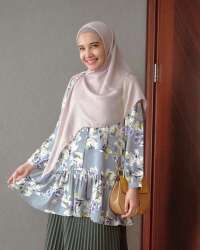 Square Syar'i Hijab