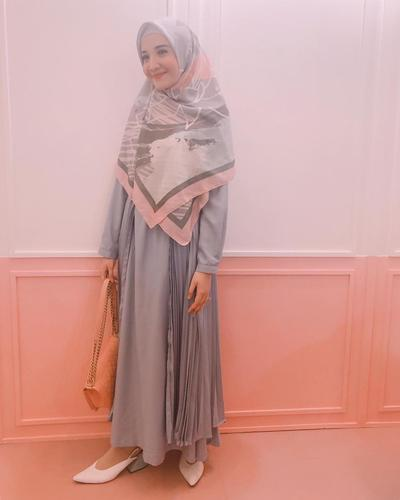 Simple Syar'i Hijab