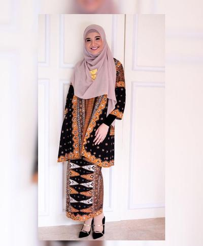 Formal Pasmina Hijab