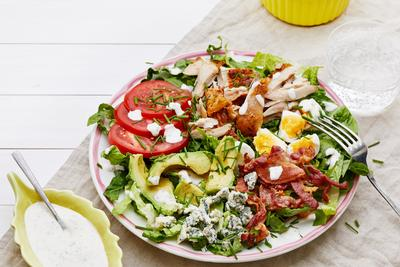 5 Varian Salad untuk Diet Sehat, Sukses Turunkan Berat Badan!