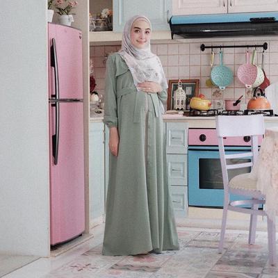 Long Dress Cardy