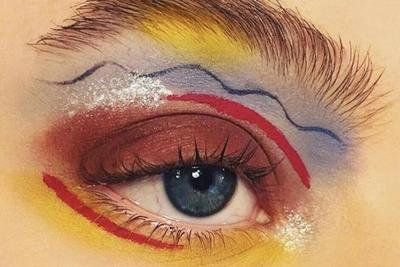 Softlens & Makeup