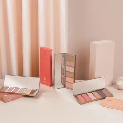 NEWS: SASC Perfect Eye & Face Palette, Kolaborasi SASC dengan 3 Influencer Papan Atas