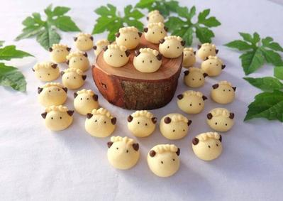 Fatty Sheep Cookies
