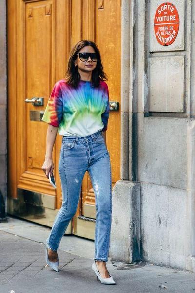 Jeans dan Heels