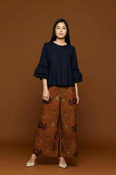 Padupadan Kulot Batik