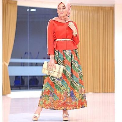 Rok Batik Modern