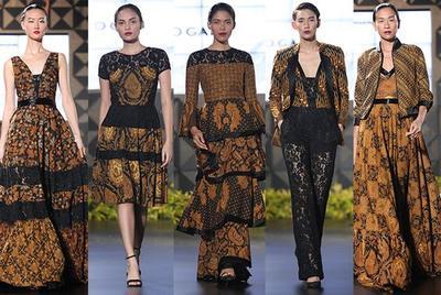 6 Mix and Match Batik untuk Ngantor Tanpa Terlihat Kuno