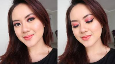 Video: Tutorial Makeup dengan Viva Cosmetics, Cantik Anti Mahal!
