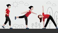 Cara Berolahraga Mudah Untuk Menurunkan Berat Badan