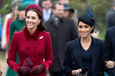 Saking Bagusnya, Kate Middleton Rekomendasikan Produk Ini ke Meghan Markle