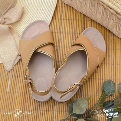 Sandals RUNA Tan
