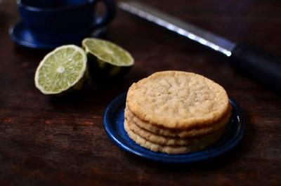 Lime Cookie (Guyana)