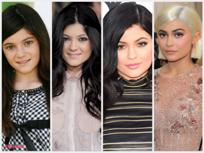 Transformasi Cantiknya Kylie Jenner, dari Gadis Cilik yang Manis Hingga Jadi Hot Mama
