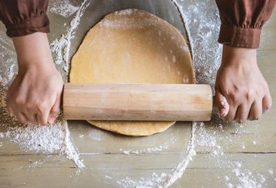 Cara Membuat Kue Putri Salju Renyah