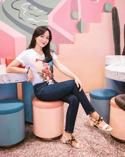 Tak Cuma Jago Makeup, Beauty Vlogger Nanda Arsyinta Punya Inspirasi OOTD yang Kekinian