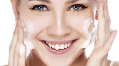 1. Facial Foam