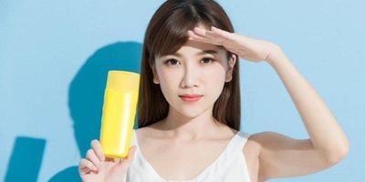4. Sunscreen