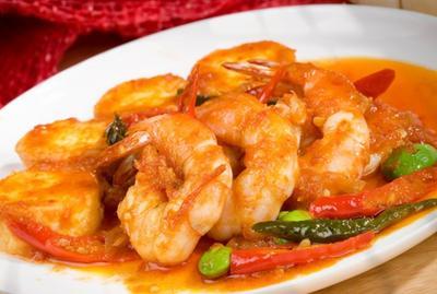 Resep: Udang Asam Manis Nanas Enak dan Empuk ala Restoran