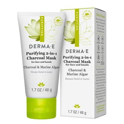 Derma-E Purifying 2 in 1 Charcoal Mask