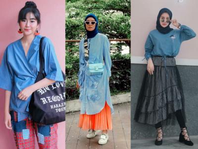Tips Padu Padan Warna Biru untuk Gaya Chic & Classy ala Influencer