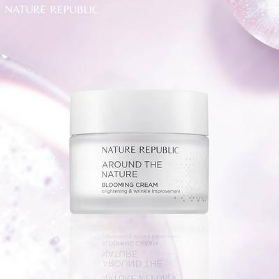 Around The Nature Blooming Cream