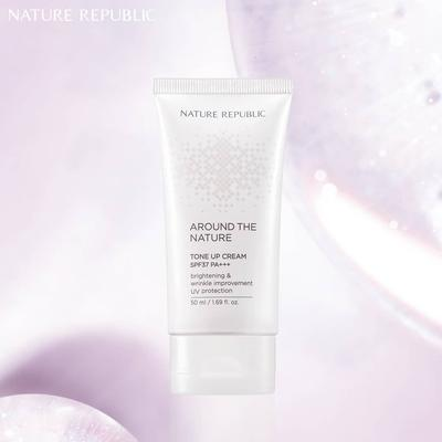 Around The Nature Tone Up Cream SPF 37PA+++