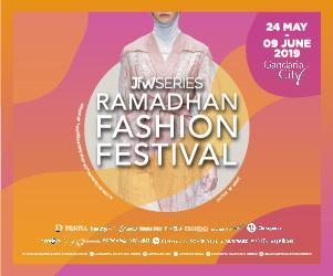 Indonesia Fashion Forward Kembali Pamer Karya di Panggung Internasional