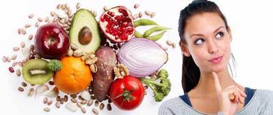 4. Perhatikan Asupan Makanan