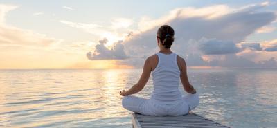 5. Lakukan Meditasi
