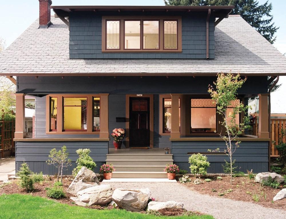 Warna Cat Rumah Minimalis Yang Cerah  8 perpaduan warna cat rumah yang bagus