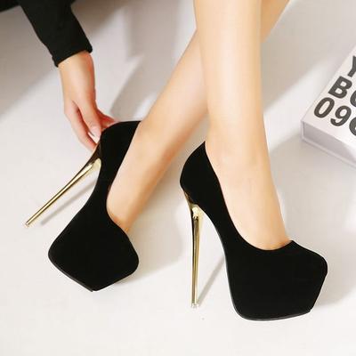 Heels yang Runcing