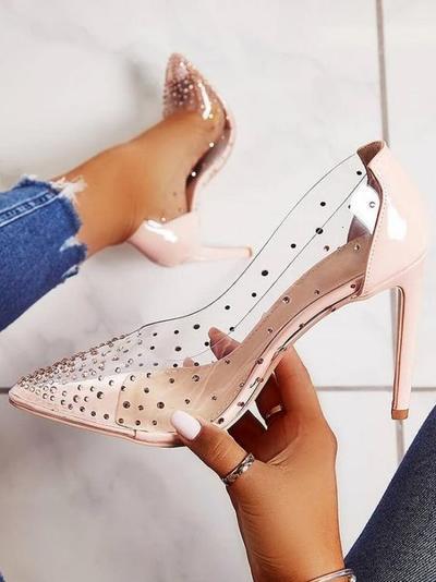 Sepatu dengan Sol Tipis