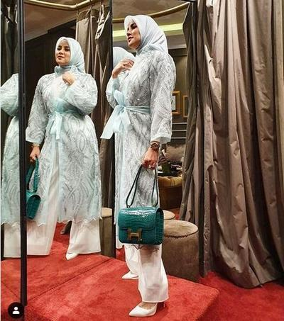 Hijab Green Mint