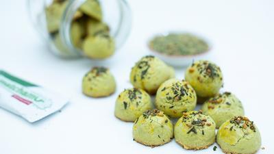 Resep: Kue Nastar Green Tea untuk Camilan di Rumah