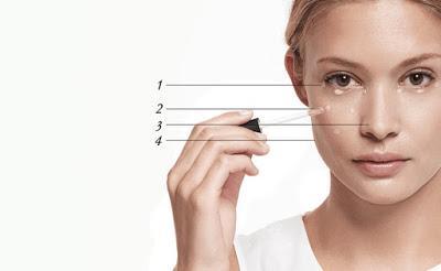 3. Tips Memilih Shade Concealer dan Foundation
