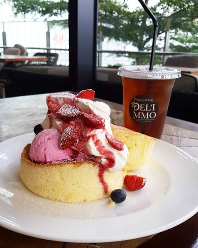 DEL'IMMO Patisserie & Cafe Tokyo