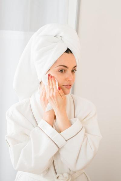 Cuci Muka dan Mandi Setelah Berolahraga