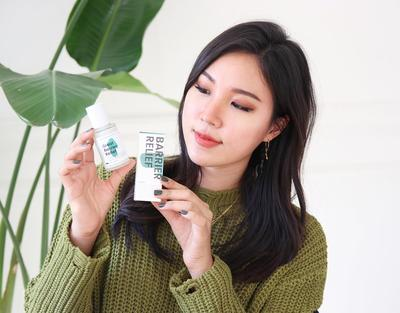 Mau Punya Kulit Sehat Seperti Beauty Vlogger Liah Yoo? Krave Beauty Jawabannya!