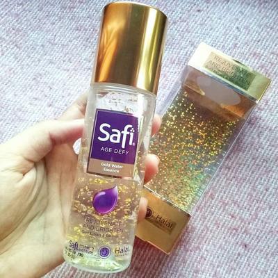[FORUM] Safi Age Defy Gold Water Essence termasuk jenis skincare apa ya?