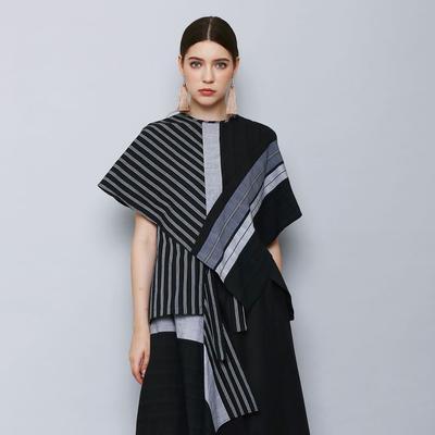 6 Model Baju Batik Kerja Kantor Modis Kekinian Tribun Pontianak