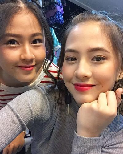 1. Kyla dan Zara JKT48