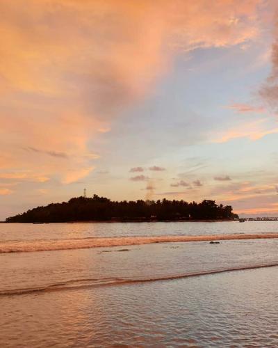 Pantai Carocok, Sumatera Barat