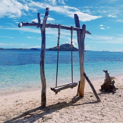 Pantai Pulau Komodo, NTT