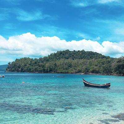 Pantai Iboih, Sabang