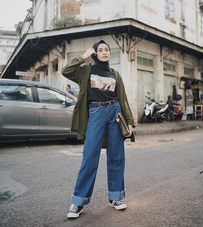 4. Kulot Jeans