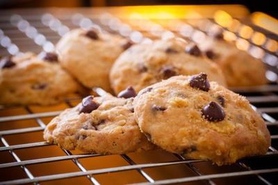 Cookies Kacang Rendah Kalori